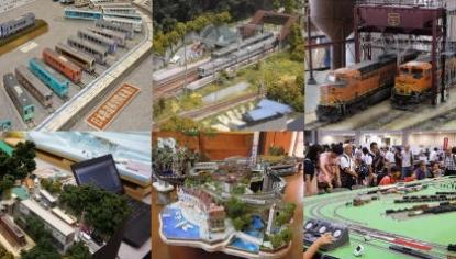 第18回 国際鉄道模型コンベンション 8月18日(金)~20日(日)@東京国際展示場 #国際鉄道模型コンベンション #鉄道模型 #鉄道 @ 東京ビッグサイト | 江東区 | 東京都 | 日本