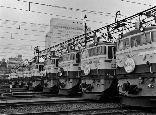 1978年5月22日 東京機関区